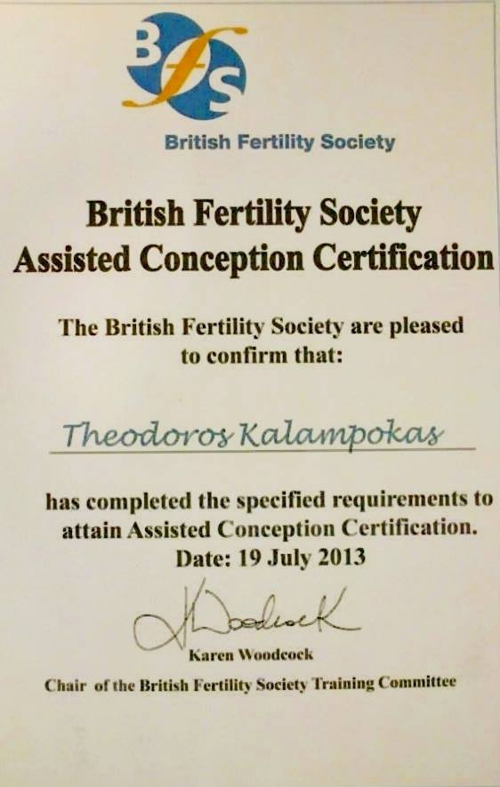 assisted conception